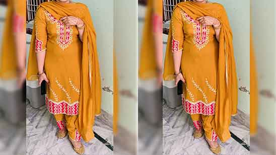 Designs For Patiala Salwar Suit