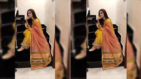 Fancy Salwar Suit Party Wear
