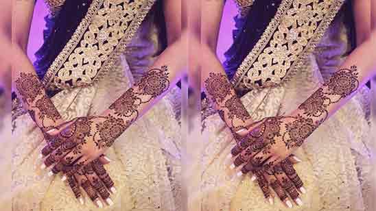 Full Hand Mehndi Design Easy And Beautiful