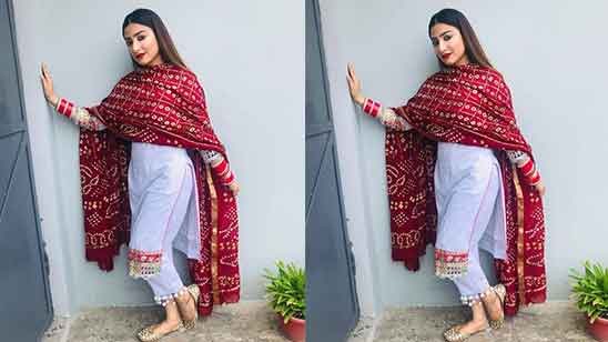 Full Patiala Dress