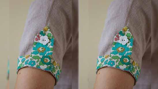 Hand Work Blouse Designs