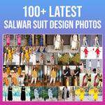 Latest Salwar Suit Design Photo