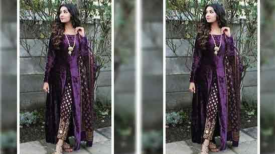 Party Wear Designer Salwar Suit