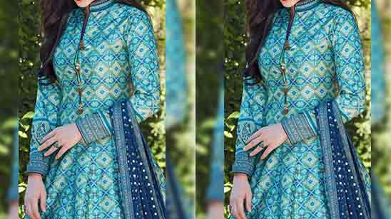 Party Wear Designer Salwar Suits