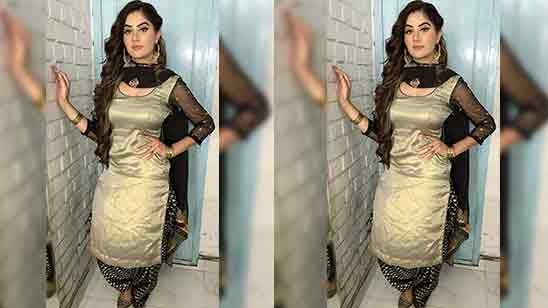 Party Wear Patiala Salwar Suit