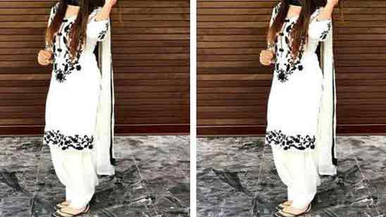 Party Wear Salwar Suits For Ladies