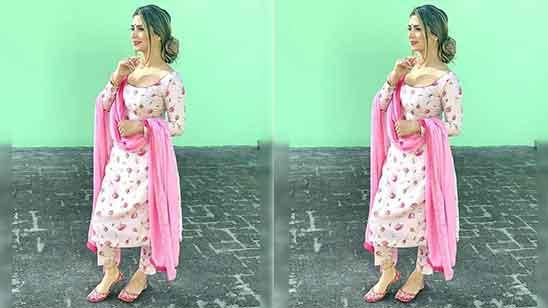 Patiala Punjabi Dress