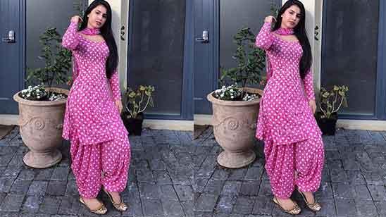 Patiala Salwar Suit Designer