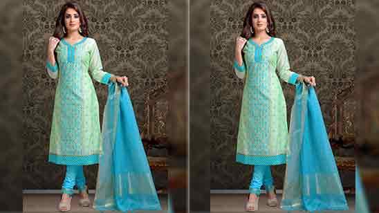 Patiala Salwar Suit For Little Girl