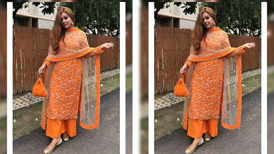 Patiala Salwar Suit Punjabi