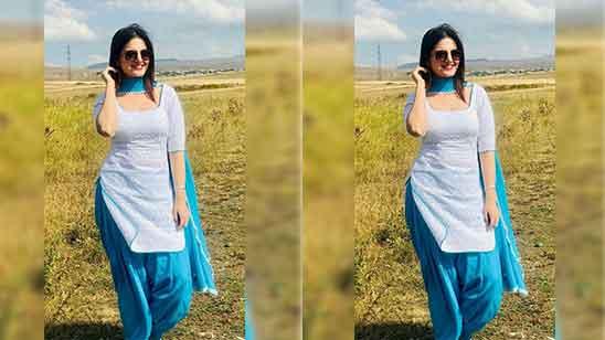Patiala Salwar Suit Readymade