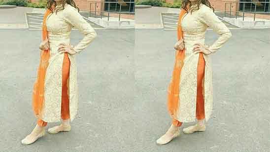 Patiala Simple Suit