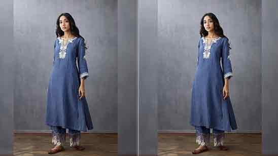 Punjabi Dress Neck Models