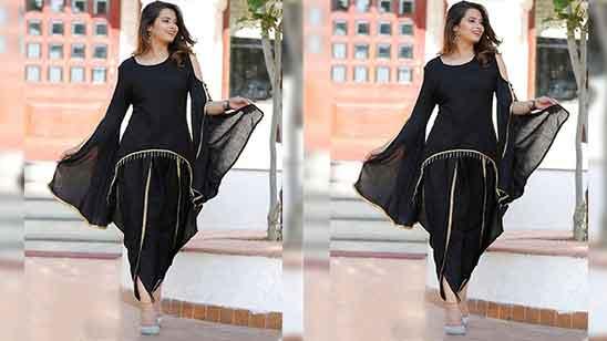 Punjabi Patiala Suit Salwar