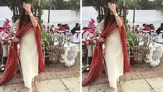Punjabi Salwar Suit Party Wear