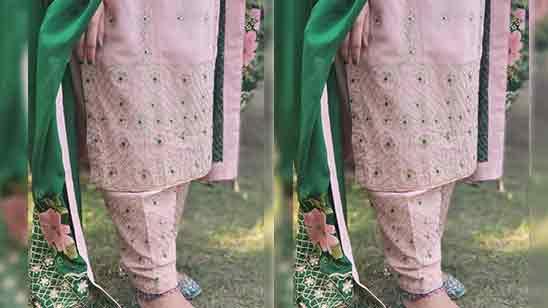 Punjabi Salwar Suits Designs