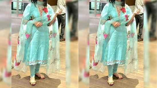 Punjabi Salwar Suits For Wedding