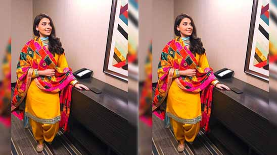 Punjabi Suit For Marriage