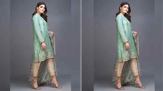 Punjabi Suit For Short Height Girl