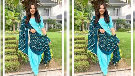 Punjabi Suit For Wedding
