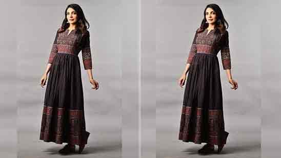 Red Punjabi Dress