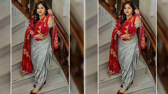 Red Salwar Suit For Wedding