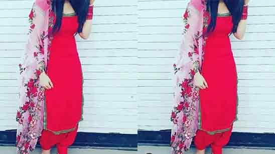Salwar Kameez For Party Wear