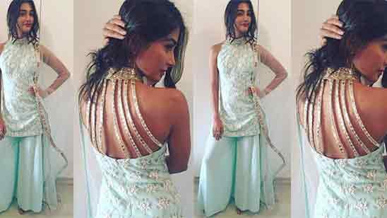 Salwar Suit Back Neck Designs
