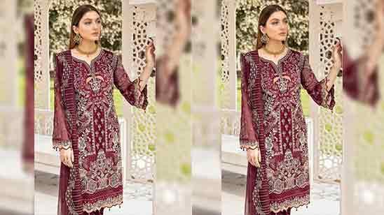 Salwar Suit Design For Short Height Girl