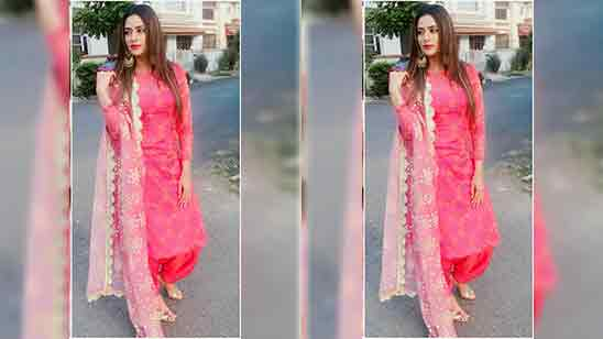 Salwar Suit For Wedding Party