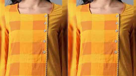 Salwar Suit Gala Design