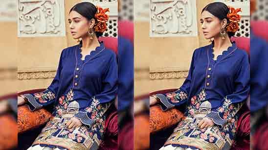 Salwar Suit Neck Design Front And Back