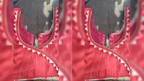 Salwar Suit Neck Designs Front And Back