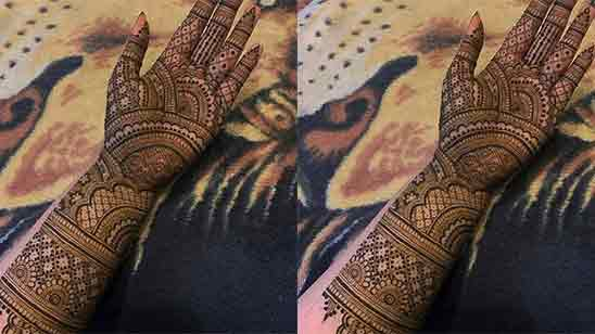 Simple Mehndi Design Easy And Beautiful