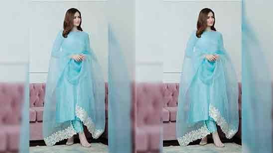 Simple Salwar Suit Girl Dp