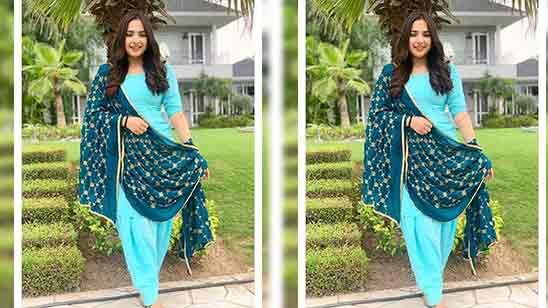 Stylish Salwar Suit Ki Design