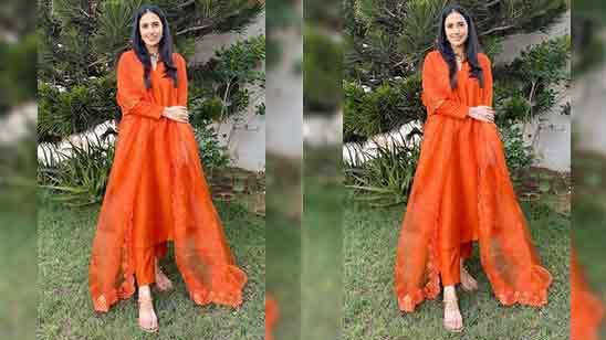 Wedding Party Wear Salwar Suit