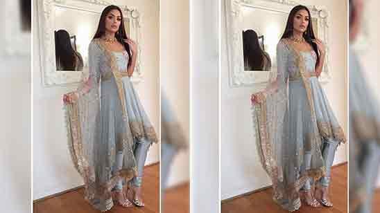 Wedding Salwar Suit Designs