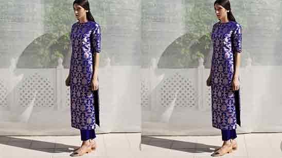 Wedding Salwar Suits For Bride
