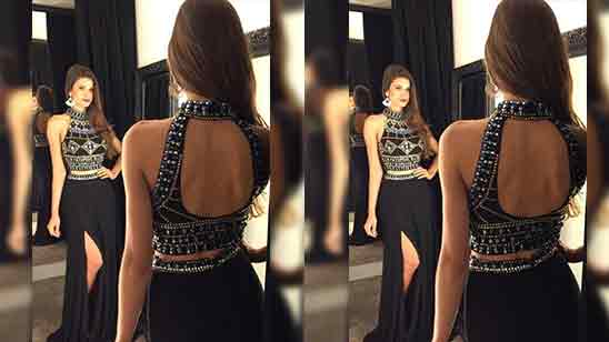 Back Designs For Saree Blouse