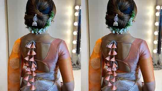 Blouse Back Neck New Designs