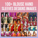 Blouse Hand Designs Images