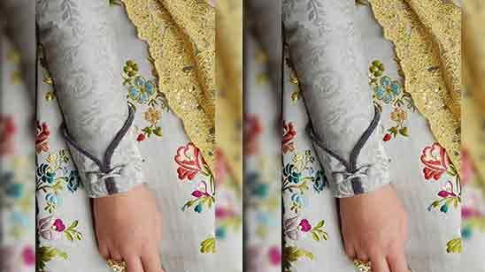 Designer Sleeves Design For Kurti