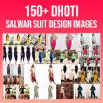 Dhoti Salwar Suit Design