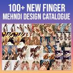 Finger Mehndi Design Images