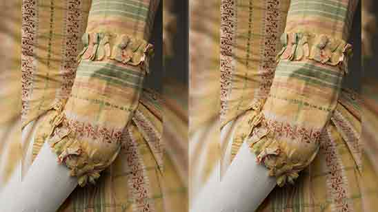 Full Sleeves Design For Kurti