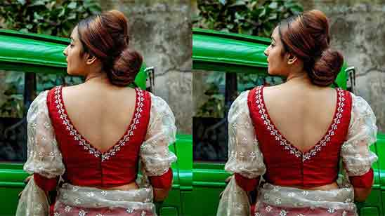New Simple Maggam Work Blouse Designs