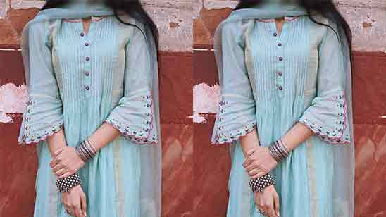 New Sleeves Design For Kurti