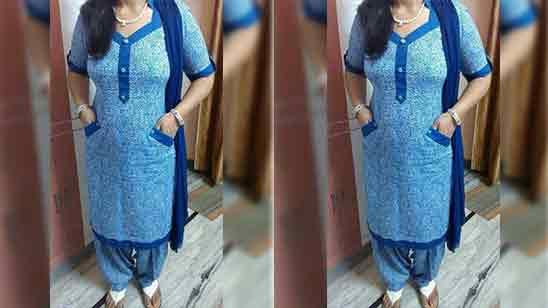 Punjabi Neck Design for Suit
