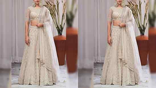 Simple Lehenga Choli Designs With Price